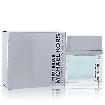 Michael Kors Extreme Blue Eau De Toilette Spray By Michael Kors 2.3 oz Eau De Toilette Spray
