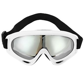 Anti-uv Goggles Windproof Protective Glasses Eyewear Dust-proof Cycling