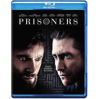 Prisoners [BLU-RAY] USA import