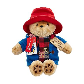 Anniversary Cuddly Paddington Bear with Scarf