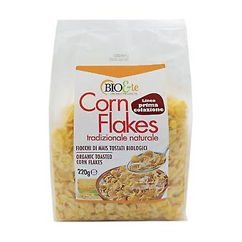 Traditional Natural Corn Flakes None