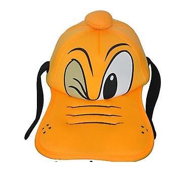 Pluto Hunde Kopf Cartoon verstellbarBaseball Hut, Mütze,