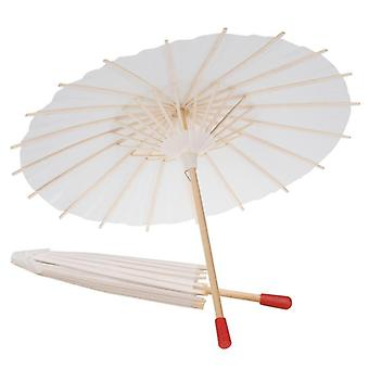 ورقة المظلات الحرفية مظلة الزخرفية لحفل زفاف الذكرى الذكرى استحمام الطفل