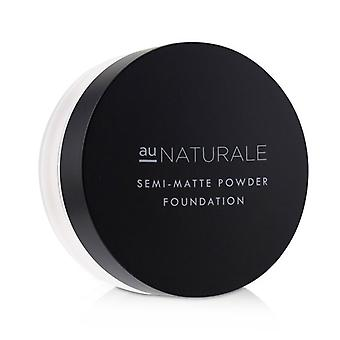 Au Naturale Semi Matte Pulver Foundation - Marino 9g/0.32oz