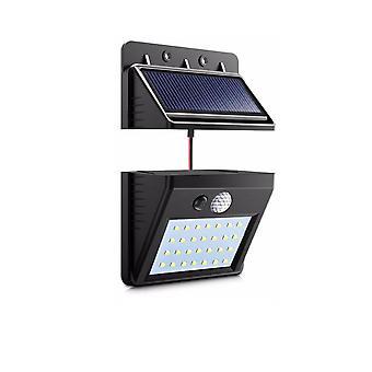 Garden Street Path Light Pir Motion Sensor Wall Lamp Waterproof Night Security