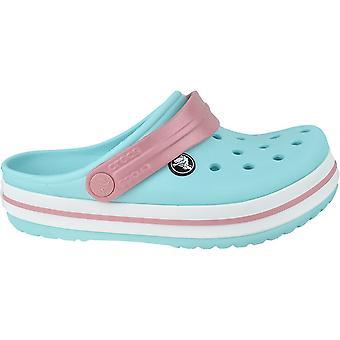Crocs Crocband Clog K 2045374S3 sapatos universais de crianças do ano todo