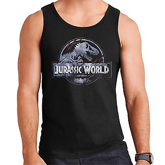 Jurassic World Classic Claw Logo Men's Vest
