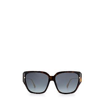 Dior DIORDIRECTION3F dark havana female sunglasses