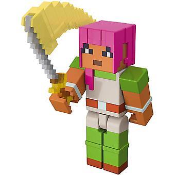 Adriene (Donjons Minecraft) 3.25 Inch Figure