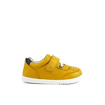 BOBUX Iw Ryder Shoe In Chartreuse & Blue