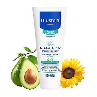 Fuktgivande balsam Stelatopia Mustela (200 ml)