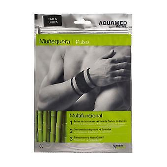 Aquamed Активная упругой поддержка - Одно размера браслет 1 единица