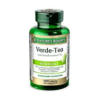Green-tea 100 capsules