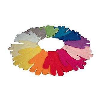 Scrub glove in 10 colors 2 units