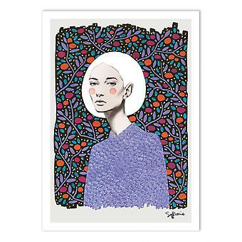 Kunstposter - Lisa - Sofia Bonati