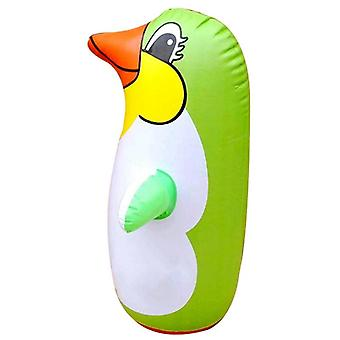 Dolphin Penguin Tumbler, Pinguino Inflatable