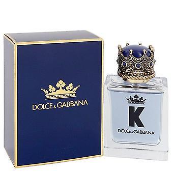K By Dolce & Gabbana Eau De Toilette Spray By Dolce & Gabbana 1.6 oz Eau De Toilette Spray
