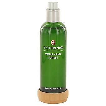 Swiss Army Forest Eau De Toilette Spray (Tester) Av Victorinox 3,4 oz Eau De Toilette Spray