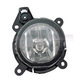 Right Driver Side Fog Lamp Fog Light