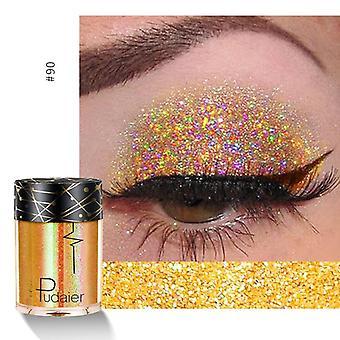 Shiny Ray Holographic Sequins Glitter Shimmer Pigment Eye Shadow