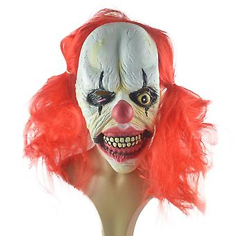 Halloween Latex Clown Masker Horror Devil Cosplay Rekwisieten