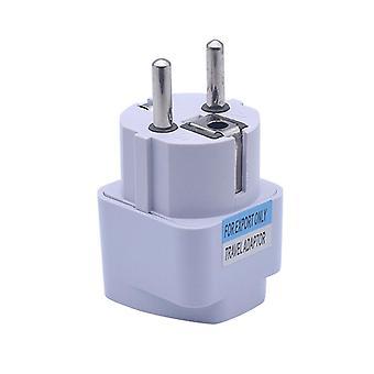 Universal Eu Plug Adapter To Travel Adapter Electrical Plug Converter Power