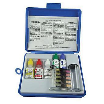 Kit d'essai Jed Pool 00-486 Deluxe 4-Way OTO