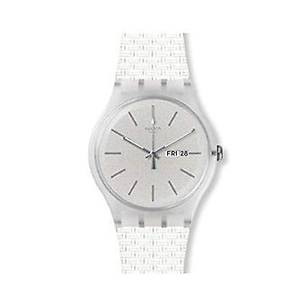 Swatch Bricablanc Unisex Watch SUOW710