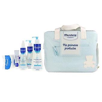 Mustela Blue Celeste Carricoche Bag - 5 produkter