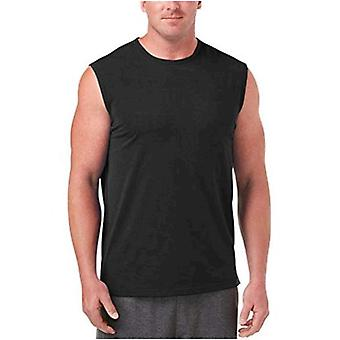 Essentials Men's Big & Tall Performance Cotton Muscle Tank fit by DXL