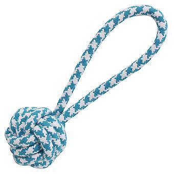 Arquivet Knoten mit blauem Griff