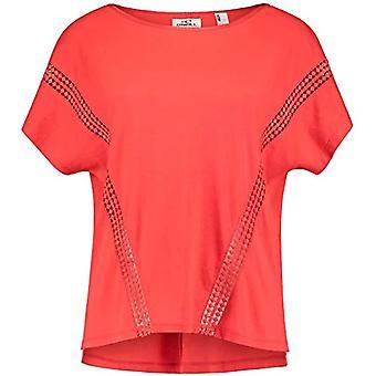O'NEILL LW Cali Camiseta de manga corta para mujer, Rojo Ardiente, XS