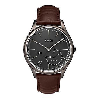 Timex IQ+ Siirrä älykello TW2P94800 Miesten kello