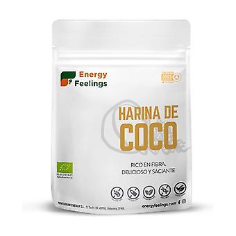 Coconut flour 200 g of powder