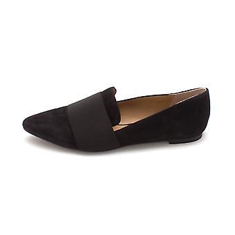 Franco Sarto Womens Scranton Leather Pointed Toe Loafers