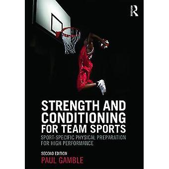 Force et conditionnement pour les Sports d'équipe