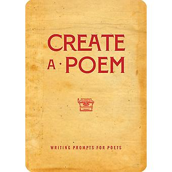 Create a Poem by Editors of Chartwell Books