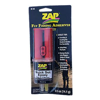 Zap Fly Fishing Adhesives Epoxy ZF-35