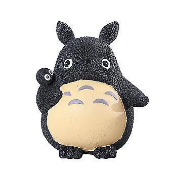 New Vinyl Totoro Piggy Bank Drop-resistant My Neighbor Cartoon Totoro Money Box ES9338