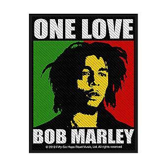 Bob Marley - One Love Standard Patch