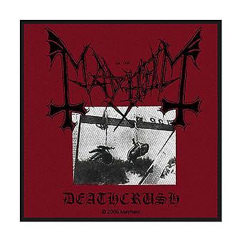 Mayhem - Deathcrush Štandardná náplasť