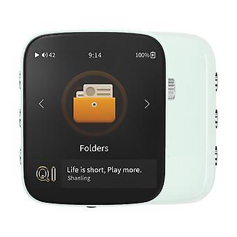 Kaksiosainen Bluetooth, kannettava hi-res, Hifi Audio Music Player