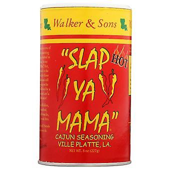 Slap Ya Mama Ssnng Hot, Case of 12 X 8 Oz