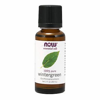 Now Foods Wintergreen Oil, 1 Oz