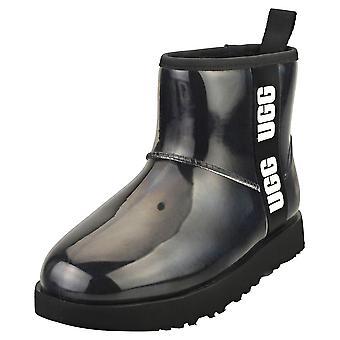 UGG Classic Clear Mini Naisten Klassiset saappaat mustassa