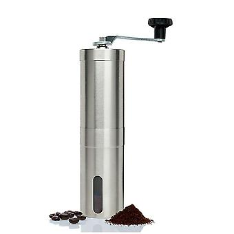 Stainless Steel 304 Hand Crank Coffee Bean And Pepper Grinder