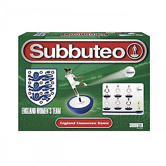 Subbuteo Official England Lionesses Main Game