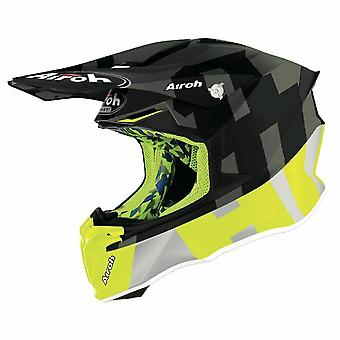Airoh Twist 2.0 Frame Anth Motocross & ATV Helmet Anthracite/Matt