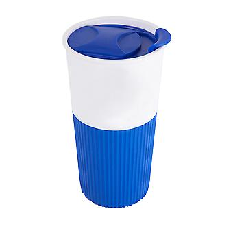 Nektar Travel Mug, Suitable for Hot and Cold Drinks, Special Design, Healthy and Environmentally Friendly, 8.7x16.4 cm