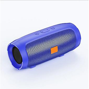 Portable Bluetooth Speaker Column Stereo Hifi Heavy Bass Wireless Soundbar Subwoof Loudspeaker
